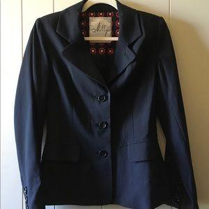 Milly black blazer